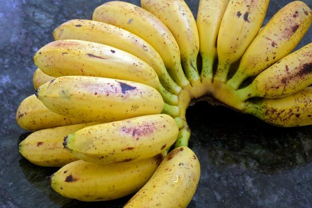 Bananenstaude der