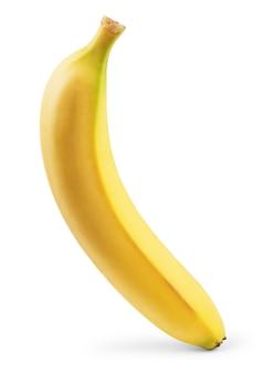 Bananenstaude isoliert auf weißem hintergrund