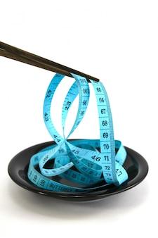 Band geringes gewicht nahrung platte