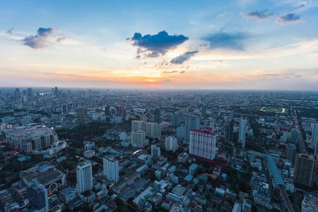 Bangkok luftbild