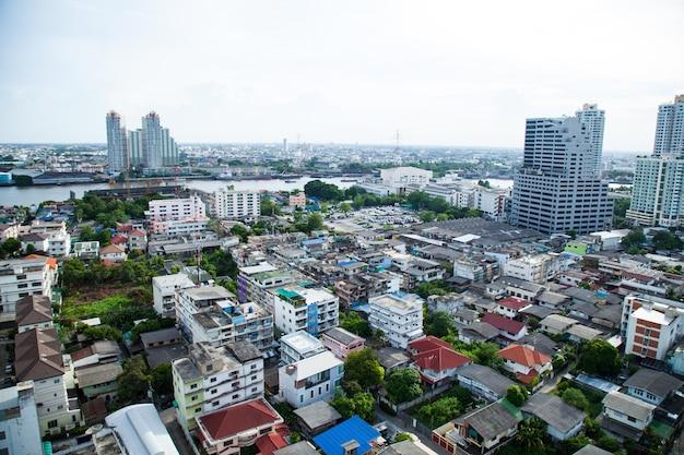 Bangkok stadt.