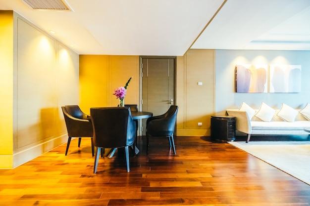 Bangkok, thailand - 12. august 2016: schöne luxus-wohnzimmer