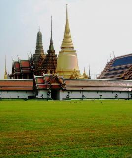 Bangkok wat phra keo bangkok