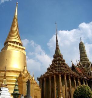 Bangkok wat phra keo