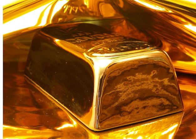 Bank goldbarren