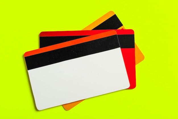 Bank kreditkarte