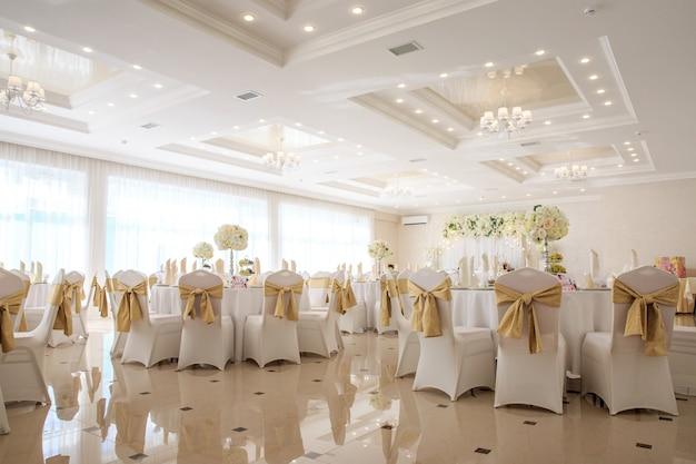 Bankettsaal im klassischen stil
