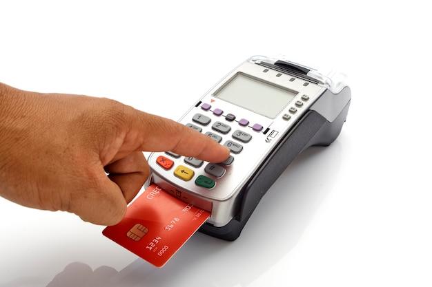 Bankkartenautomat