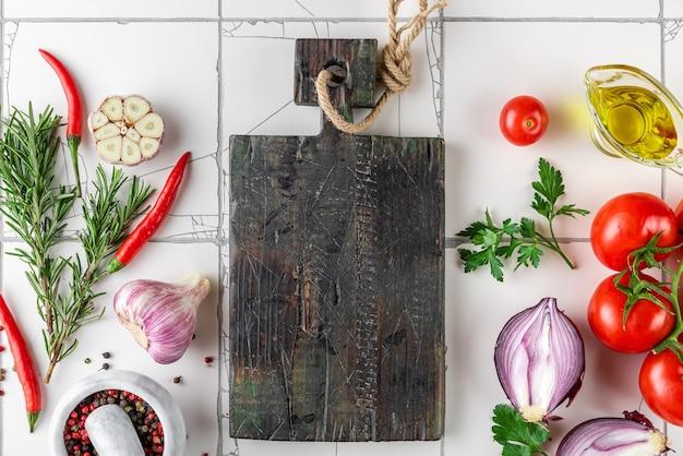 Banner zum kochen von speisen
