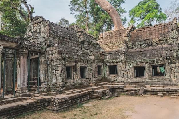 Banteay kdei tempel siem reap kambodscha