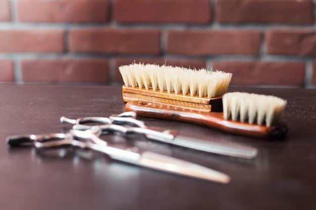 Barbiers werkzeuge