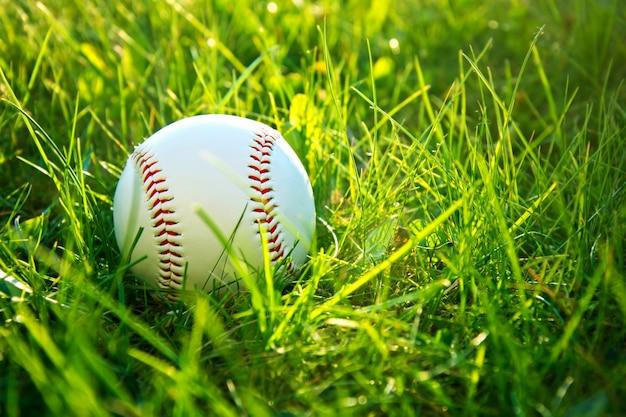 Baseballspiel.