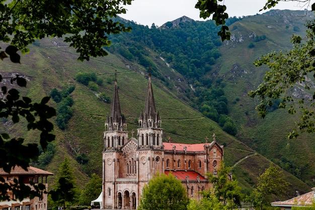 Basilika von covadonga