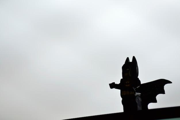 Batman puppe