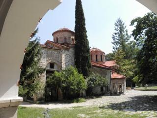 Batschkovokloster in den rhodopen