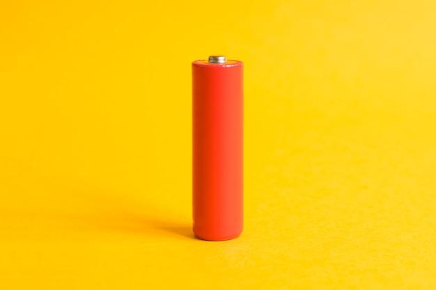 Batterie einschalten