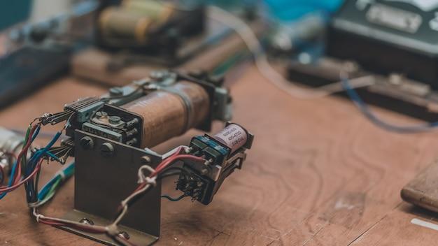 Batterie-ladegerät-platine