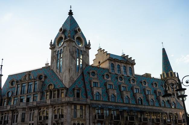 Batumi, hauptstadt von adscharien