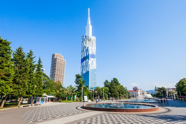 Batumi stadtzentrum