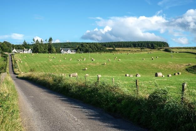 Bauernhof in der nähe von culloden