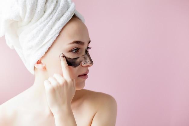 Beauty cosmetic peeling