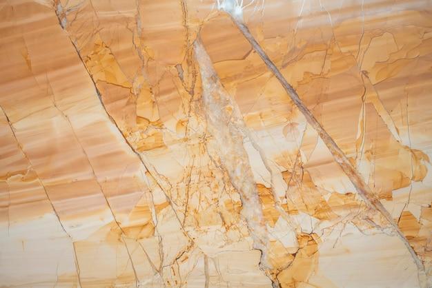 Beige marmorplatte hintergrundwand