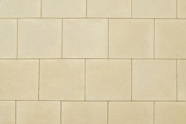 Beige pflaster textur hintergrund