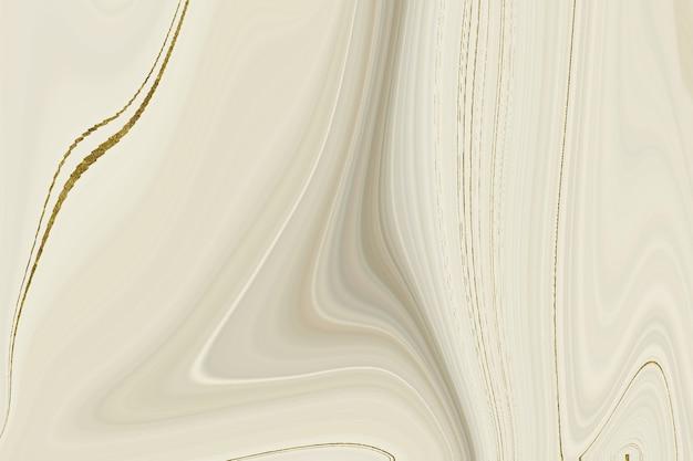 Beige und goldener marmor abstrakter hintergrund