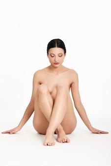 Beine reinheit perfekte junge gesundheit