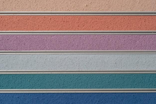 Beispiel mehrfarbige fugenmasse nahaufnahme innendekor konstruktion innenarbeiten