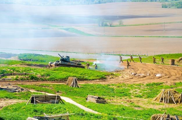 Belarus, minsk. im historischen und kulturellen zentrum