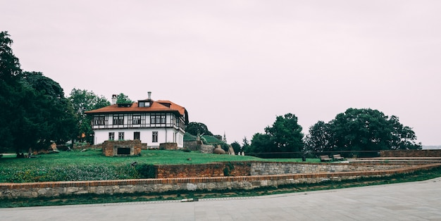 Belgrader festung in serbien