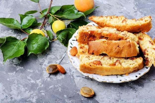 Beliebte italienische biscotti