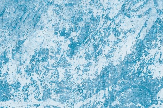 Bemalte karte mit marmoreffekt. abstrakter hintergrund des blauen papiers.