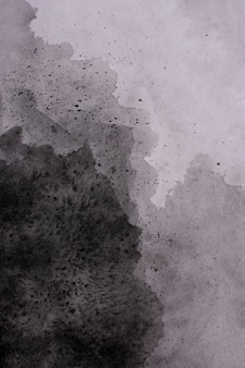 Bemalte oberfläche mit abstraktem aquarell