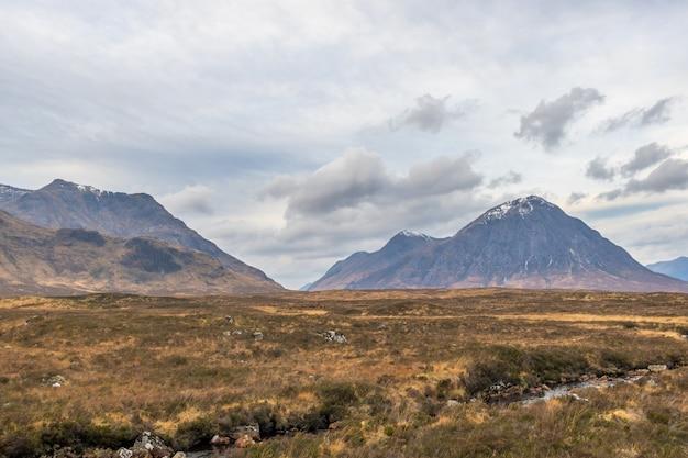 Ben nevis der höchste berg in schottland