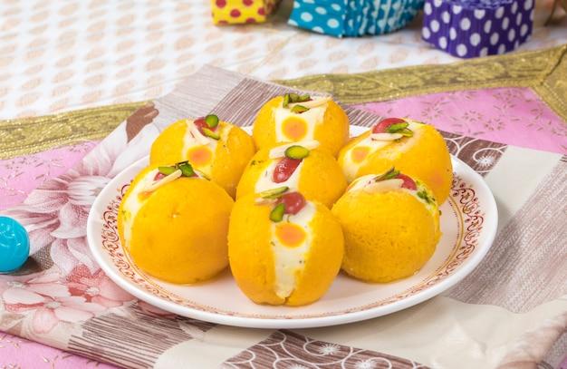 Bengalisches süßes lebensmittel