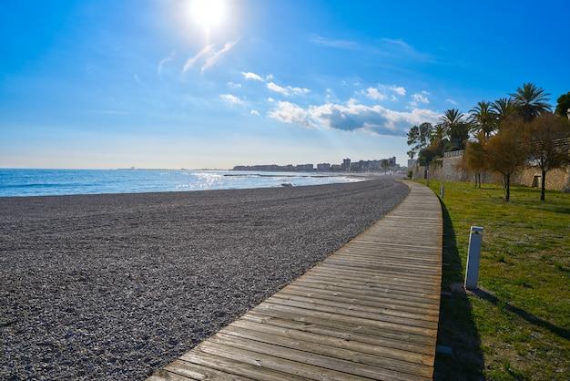 Benicassim els terrers playa castellon