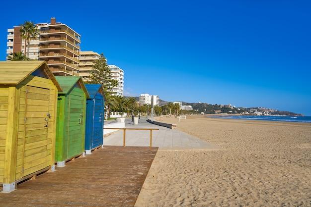 Benicassim torre sant vicent strand von playa