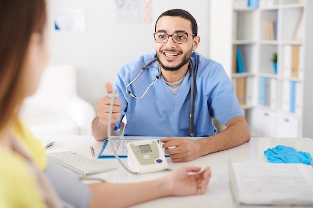 Beratung in der privatklinik