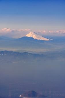 Berg fuji japan
