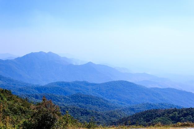 Berg im norden thailands
