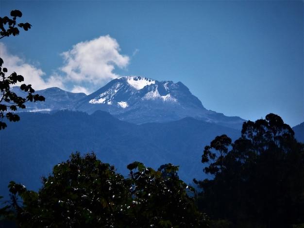 Berg in kolumbien