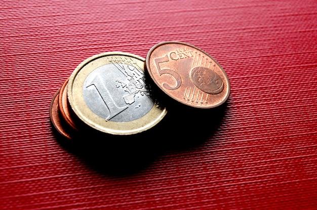 Berg münzen cent