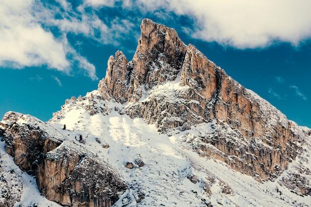 Berge der cinque terre