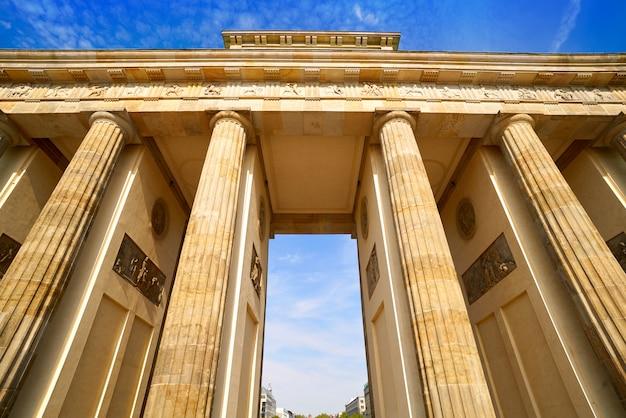 Berlin brandenburger tor brandenburger tor