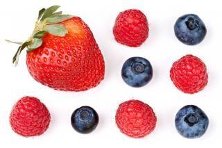 Berry mix frischer