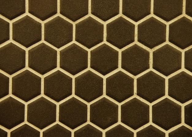 Beschaffenheit des feinen keramikfliesenmusterhintergrundes