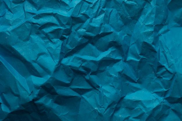Beschaffenheit des pergamentpürees. blauer hintergrund