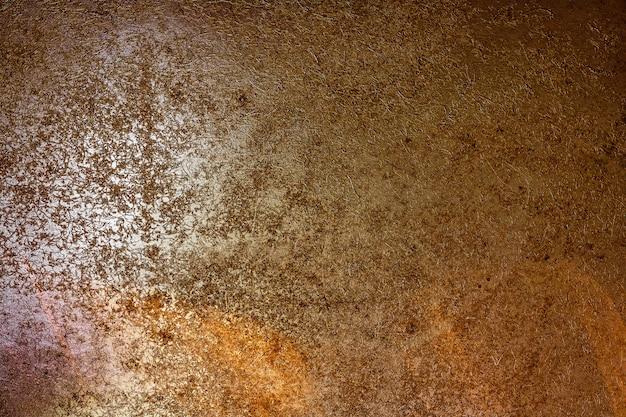 Beschaffenheit des rostigen metallhintergrundes. alte rosteisenoberfläche.
